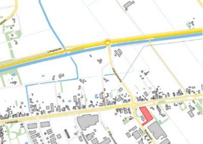 Locatie hoek Rollepaal