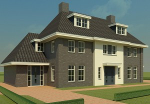 Wil je deze woning bouwen op de hoek Moerheimstraat/ Mien Ruyslaan in Dedemsvaart