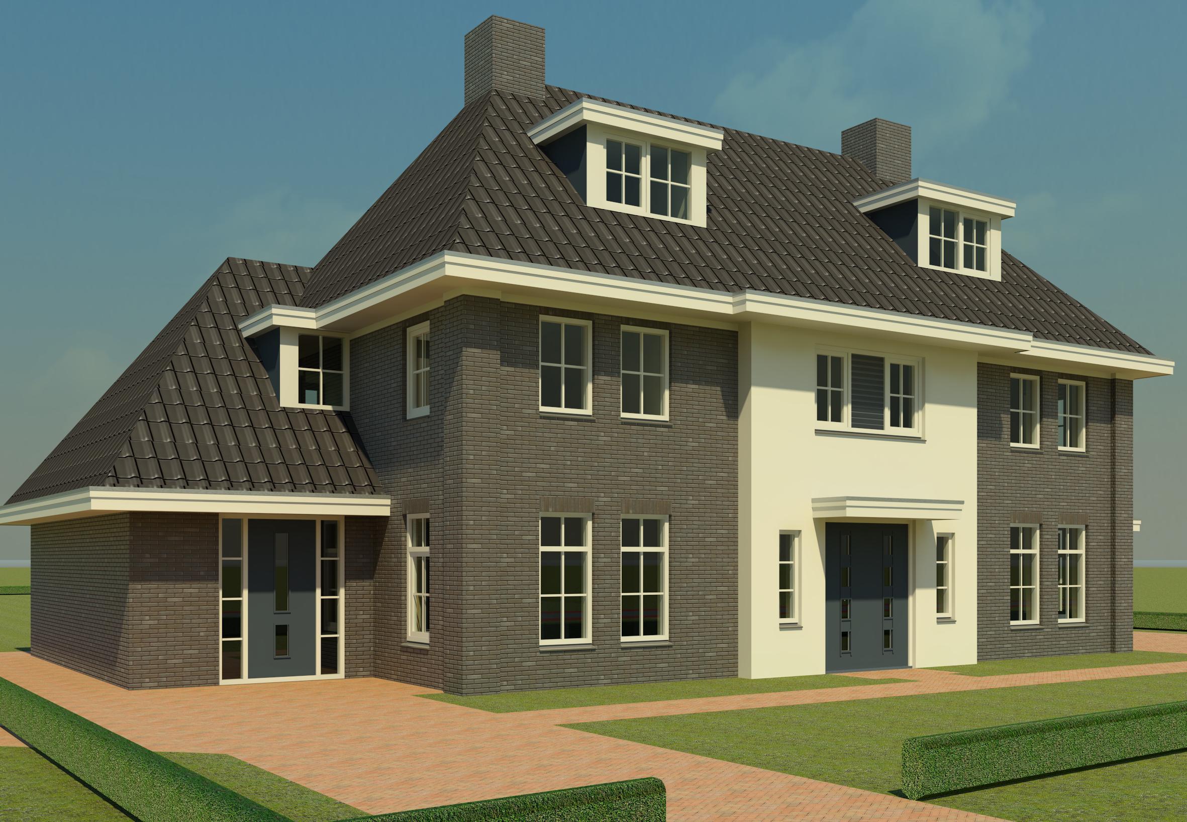 Good wil je deze woning bouwen op de hoek mien ruyslaan in for Kleine huizen bouwen